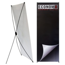 Banner stand, le display esthétique