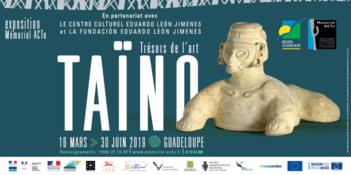 Participation à la réalisation de l'exposition Taïno du Memorial ACTe