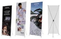 Solutions PLV - Médias Tactiques Expand pour salons, expositions, foires