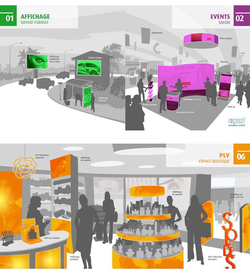 Marketing et Publicité, les solutions innovantes de Dubois Imageries
