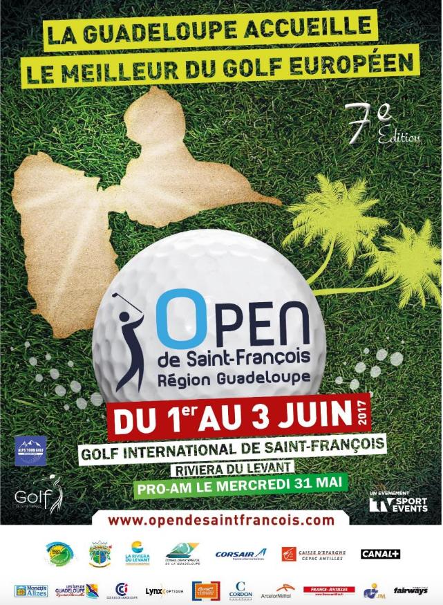 Partenaire de l'Open de Golf