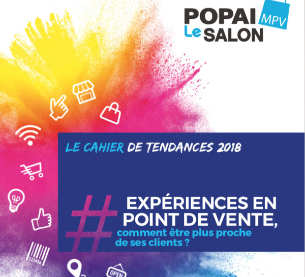 Cahier de tendance 2018 du Marketing Point de Vente