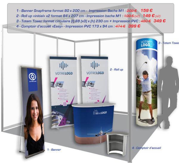 """Salon professionnel, Showroom, les offres spéciales """"Route du Rhum"""""""