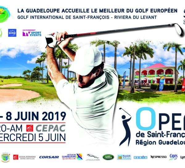 Partenaire de l'Open de Golf de Saint-François