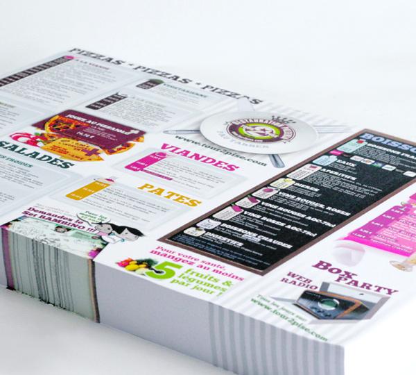 Carte de restaurant, le set de table à usage unique, la solution pratique qui respecte les consignes sanitaires