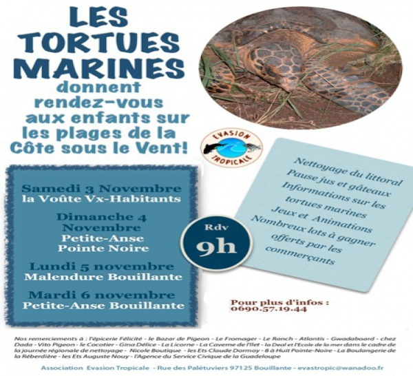 Dubois Imageries en partenariat avec l'association Evasion Tropicale
