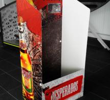 Box promotionnel ou palette