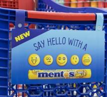 Publicité sur caddie, profitez du flux de clients dans les centres commerciaux