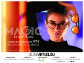 4x3 HD-AA-Affiche MAGIC Dom Tom 4x3m