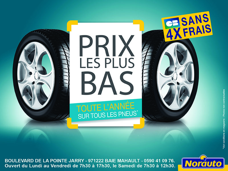 Pneu A Bas Prix >> 4x3 Pneus Norauto