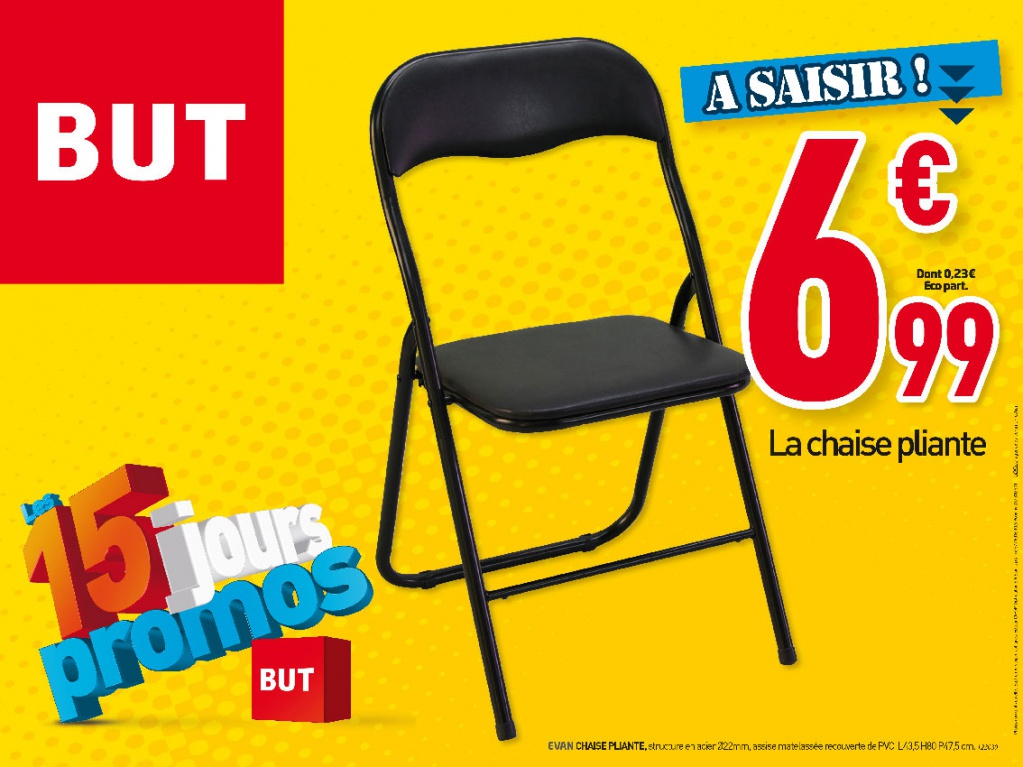 Aff 4x3 1614 PROMO Chaise EVAN ANT HD